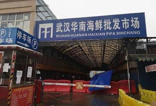 武汉华南海鲜批发市场