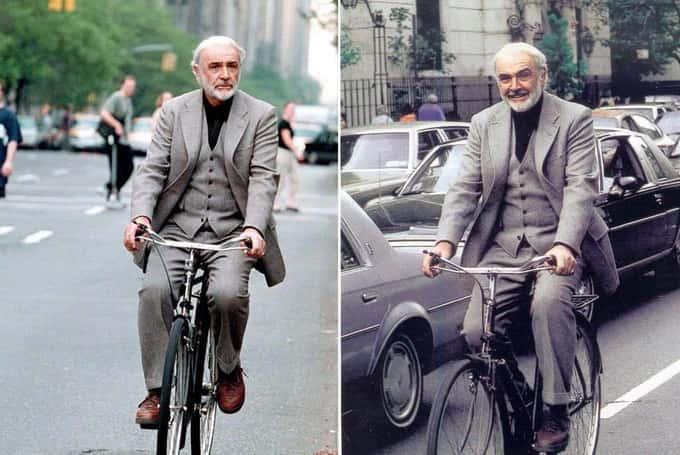 最帅老爷子肖恩·康纳利逝世 享年90岁
