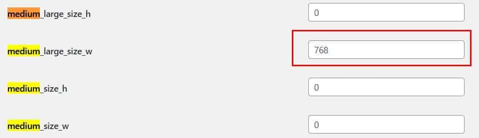 如何禁止 WordPress 生成多余的缩略图